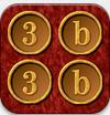 https://itunes.apple.com/us/app/3b3b-magic-square-puzzle/id441429200?mt=8